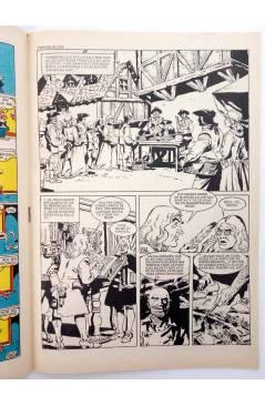 Muestra 2 de EL GUERRERO DEL ANTIFAZ SERIE INÉDITA 28. EL BANDIDO DEL DESIERTO (M. Gago) Valenciana 1984