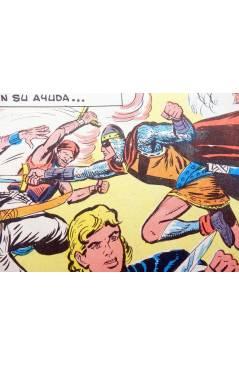 Muestra 3 de EL GUERRERO DEL ANTIFAZ SERIE INÉDITA 29. LA LOCURA DE ROMUALDO (M. Gago) Valenciana 1984