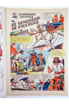 Muestra 3 de EL GUERRERO DEL ANTIFAZ SERIE INÉDITA 22 a 30. LOTE 9 ÚLTIMOS NºS (M. Gago) Valenciana 1984
