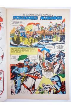 Muestra 4 de EL GUERRERO DEL ANTIFAZ SERIE INÉDITA 22 a 30. LOTE 9 ÚLTIMOS NºS (M. Gago) Valenciana 1984