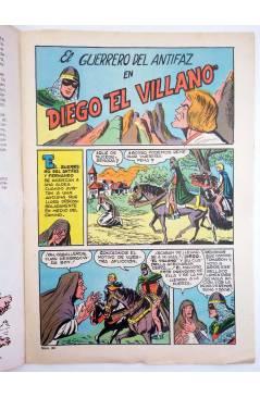 Muestra 6 de EL GUERRERO DEL ANTIFAZ SERIE INÉDITA 22 a 30. LOTE 9 ÚLTIMOS NºS (M. Gago) Valenciana 1984