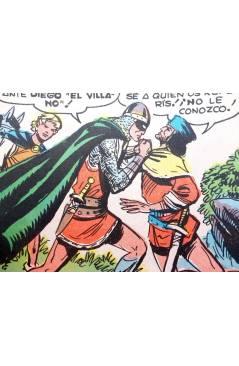 Muestra 8 de EL GUERRERO DEL ANTIFAZ SERIE INÉDITA 22 a 30. LOTE 9 ÚLTIMOS NºS (M. Gago) Valenciana 1984