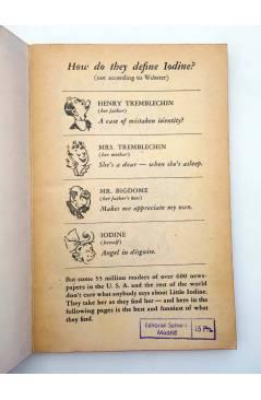 Muestra 1 de DELL FIRST EDITION 78. LITTLE IODINE (Jimmy Hatlo) Dell 1956