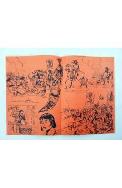 Muestra 3 de TAPAS ENCUADERNAR YUKI EL TEMERARIO TOMOS 1 Y 2. COMPLETA (González E Ibánez) Valenciana 1976
