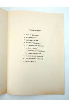 Muestra 5 de TAPAS ENCUADERNAR YUKI EL TEMERARIO TOMOS 1 Y 2. COMPLETA (González E Ibánez) Valenciana 1976