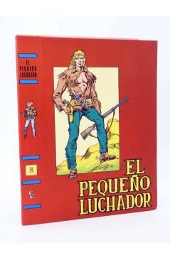 Muestra 1 de TAPAS PARA ENCUADERNAR EL PEQUEÑO LUCHADOR TOMOS 1 A 9. COMPLETA (M. Gago) Valenciana 1977