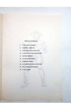 Muestra 5 de TAPAS PARA ENCUADERNAR EL PEQUEÑO LUCHADOR TOMOS 1 A 9. COMPLETA (M. Gago) Valenciana 1977