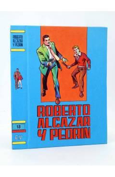 Muestra 1 de TAPAS PARA ENCUADERNAR ROBERTO ALCÁZAR Y PEDRIN TOMOS 1 A 14. COMPLETA (Vañó) Valenciana 1976