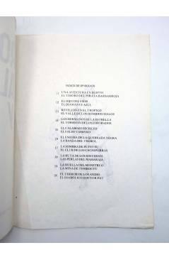 Muestra 5 de TAPAS ENCUADERNAR ROBERTO ALCÁZAR Y PEDRIN EXTRA TOMOS 1 A 6. COMPLETA (Vañó) Valenciana 1976
