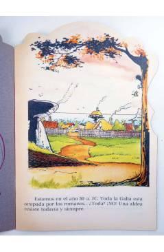 Muestra 1 de CUENTOS TROQUELADOS ASTERIX 1. EL CARRO (Uderzo / Goscinny) Fher 1981