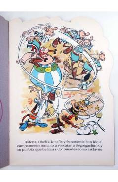 Muestra 1 de CUENTOS TROQUELADOS ASTERIX 2. UN SUBTERFUGIO MUY GORDO (Uderzo / Goscinny) Fher 1981