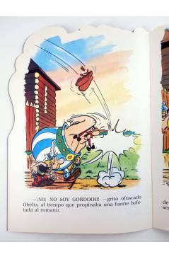 Muestra 2 de CUENTOS TROQUELADOS ASTERIX 2. UN SUBTERFUGIO MUY GORDO (Uderzo / Goscinny) Fher 1981