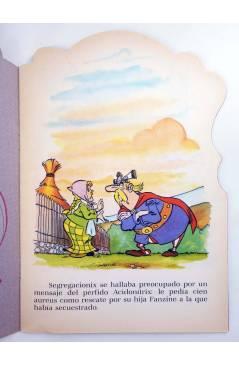 Muestra 1 de CUENTOS TROQUELADOS ASTERIX 4. EL SECUESTRO DE FANZINE (Uderzo / Goscinny) Fher 1981