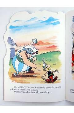 Muestra 2 de CUENTOS TROQUELADOS ASTERIX 5. Y DICEN QUE EL PESCADO ES CARO (Uderzo / Goscinny) Fher 1981