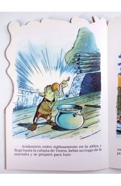 Muestra 6 de CUENTOS TROQUELADOS ASTERIX 1 A 6. COMPLETA (Uderzo / Goscinny) Fher 1981