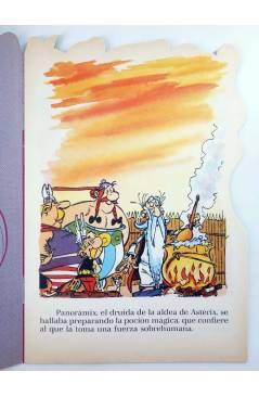 Muestra 7 de CUENTOS TROQUELADOS ASTERIX 1 A 6. COMPLETA (Uderzo / Goscinny) Fher 1981