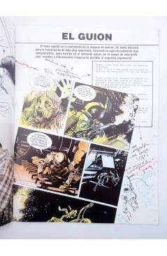 Muestra 1 de LA TÉCNICA DEL COMIC FASCÍCULO 1. INTRODUCCIÓN (Josep Mª Beá) Intermagen 1985