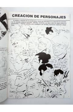 Muestra 2 de LA TÉCNICA DEL COMIC FASCÍCULO 1. INTRODUCCIÓN (Josep Mª Beá) Intermagen 1985