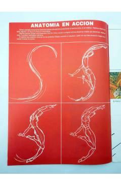 Muestra 1 de LA TÉCNICA DEL COMIC FASCÍCULO 4. EL GUIÓN (Josep Mª Beá) Intermagen 1985