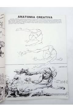 Muestra 2 de LA TÉCNICA DEL COMIC FASCÍCULO 4. EL GUIÓN (Josep Mª Beá) Intermagen 1985
