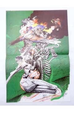 Muestra 3 de LA TÉCNICA DEL COMIC FASCÍCULO 4. EL GUIÓN (Josep Mª Beá) Intermagen 1985
