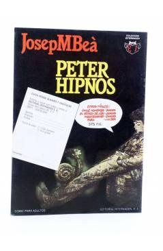 Contracubierta de LA TÉCNICA DEL COMIC FASCÍCULO 10. LA PORTADA / CÓMIC INFANTIL (Josep Mª Beá) Intermagen 1985