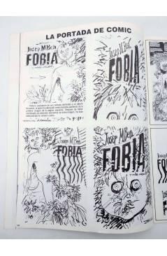 Muestra 1 de LA TÉCNICA DEL COMIC FASCÍCULO 10. LA PORTADA / CÓMIC INFANTIL (Josep Mª Beá) Intermagen 1985