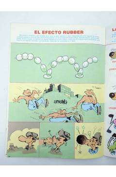 Muestra 3 de LA TÉCNICA DEL COMIC FASCÍCULO 10. LA PORTADA / CÓMIC INFANTIL (Josep Mª Beá) Intermagen 1985