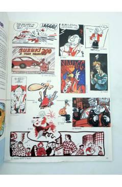 Muestra 3 de LA TÉCNICA DEL COMIC FASCÍCULO 11. EL CÓMIC DE HUMOR (Josep Mª Beá) Intermagen 1985
