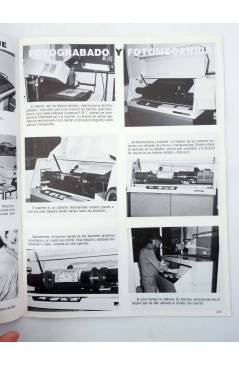 Muestra 3 de LA TÉCNICA DEL COMIC FASCÍCULO 12. EL PROCESO INDUSTRIAL (Josep Mª Beá) Intermagen 1985