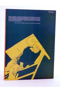 Contracubierta de COLECCIÓN INTERMAGEN 2. EL ESTADO DE JOEY (Sánchez Zamora - Josep Mª Beá) Intermagen 1985