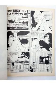 Muestra 1 de COLECCIÓN INTERMAGEN 2. EL ESTADO DE JOEY (Sánchez Zamora - Josep Mª Beá) Intermagen 1985