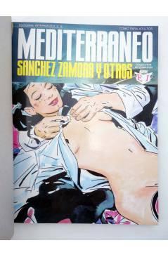 Muestra 1 de COLECCIÓN INTERMAGEN RETAPADO NºS 3 4 5. MEDITERRÁNEO / PETER HIPNOS / FOBIA (Josep Mª Beá) Intermagen 1985