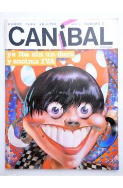 Muestra 3 de CANÍBAL 1 2 3. COLECCIÓN COMPLETA (Vvaa) Intermagen 1985