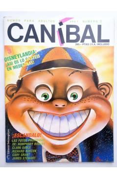 Muestra 5 de CANÍBAL 1 2 3. COLECCIÓN COMPLETA (Vvaa) Intermagen 1985