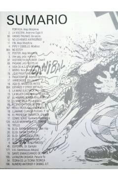 Muestra 6 de CANÍBAL 1 2 3. COLECCIÓN COMPLETA (Vvaa) Intermagen 1985