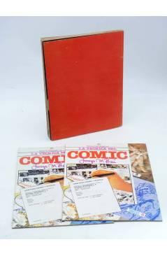 Contracubierta de GATOPATO 1 2 3 4 5 Y EXTRA. COLECCIÓN COMPLETA (Vvaa) Intermagen 1985
