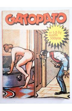 Muestra 1 de GATOPATO 1 2 3 4 5 Y EXTRA. COLECCIÓN COMPLETA (Vvaa) Intermagen 1985