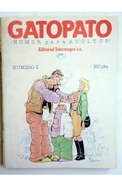 Muestra 2 de GATOPATO 1 2 3 4 5 Y EXTRA. COLECCIÓN COMPLETA (Vvaa) Intermagen 1985