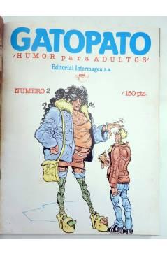Muestra 3 de GATOPATO 1 2 3 4 5 Y EXTRA. COLECCIÓN COMPLETA (Vvaa) Intermagen 1985