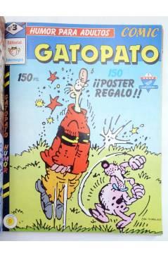 Muestra 4 de GATOPATO 1 2 3 4 5 Y EXTRA. COLECCIÓN COMPLETA (Vvaa) Intermagen 1985