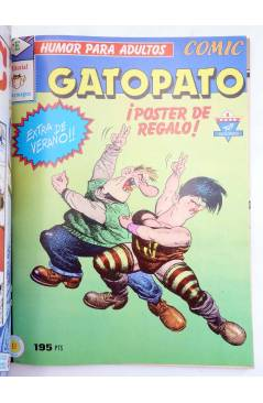 Muestra 5 de GATOPATO 1 2 3 4 5 Y EXTRA. COLECCIÓN COMPLETA (Vvaa) Intermagen 1985