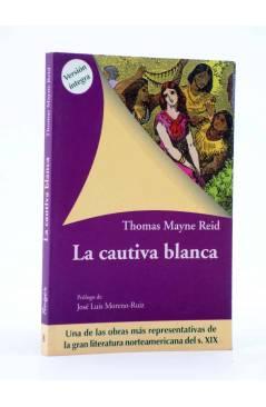 Cubierta de LA CAUTIVA BLANCA (Thomas Mayne Reid) Roger 1998