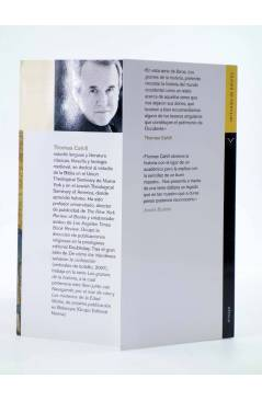 Muestra 1 de EL DESEO DE LAS COLINAS ETERNAS (Thomas Cahill) Verticales de Bolsillo 2007
