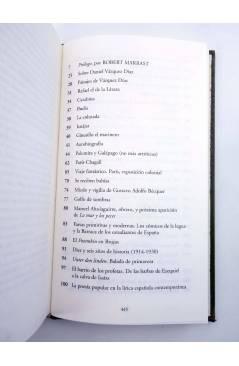 Muestra 1 de BIBLIOTECA DE AUTORES ANDALUCES. PROSAS ENCONTRADAS (Rafael Alberti) El Alba del Alhelí 2004