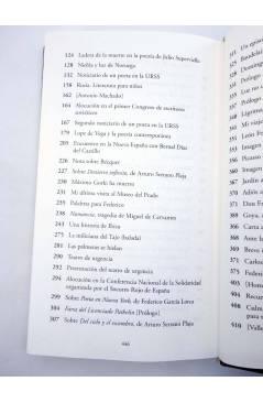 Muestra 2 de BIBLIOTECA DE AUTORES ANDALUCES. PROSAS ENCONTRADAS (Rafael Alberti) El Alba del Alhelí 2004