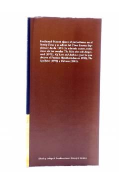 Muestra 1 de LA VENGANZA DEL PORNÓGRAFO. JEREMIAH MOUNT VS SAMUEL PEPYS (Ferdinand Mount) Edhasa 2002