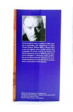 Muestra 1 de DAN LENO EL GOLEM Y EL MUSIC HALL (Peter Ackroyd) Edhasa 1999