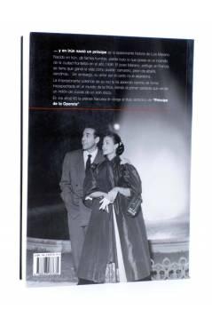 Contracubierta de LUÍS MARIANO Y EN IRÚN NACIÓ UN PRÍNCIPE (Edward Rosset) Mundo Conocido 2004