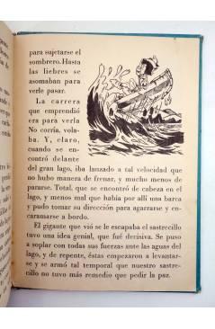 Muestra 3 de COLECCIÓN AZUR 17. EL SASTRECILLO VALIENTE (J. Martí) Cervantes Circa 1950